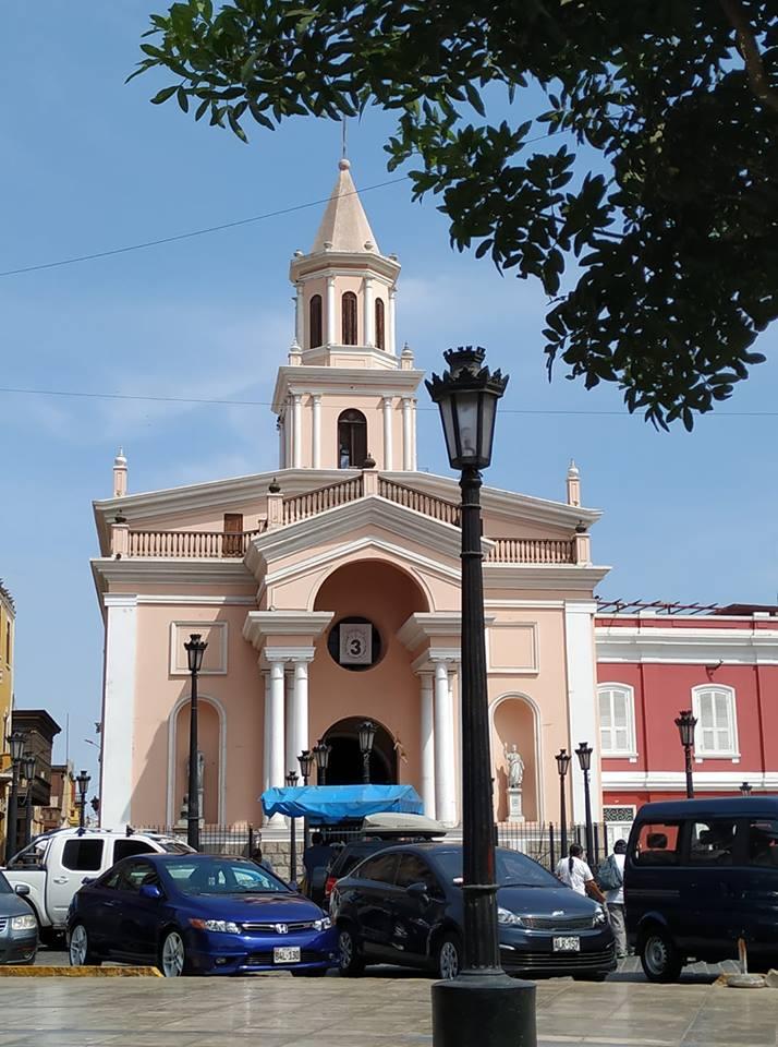 Dónde: Cruce de los jirones Miller e Independencia, Callao. (Foto: Iglesia Matriz Del Callao)