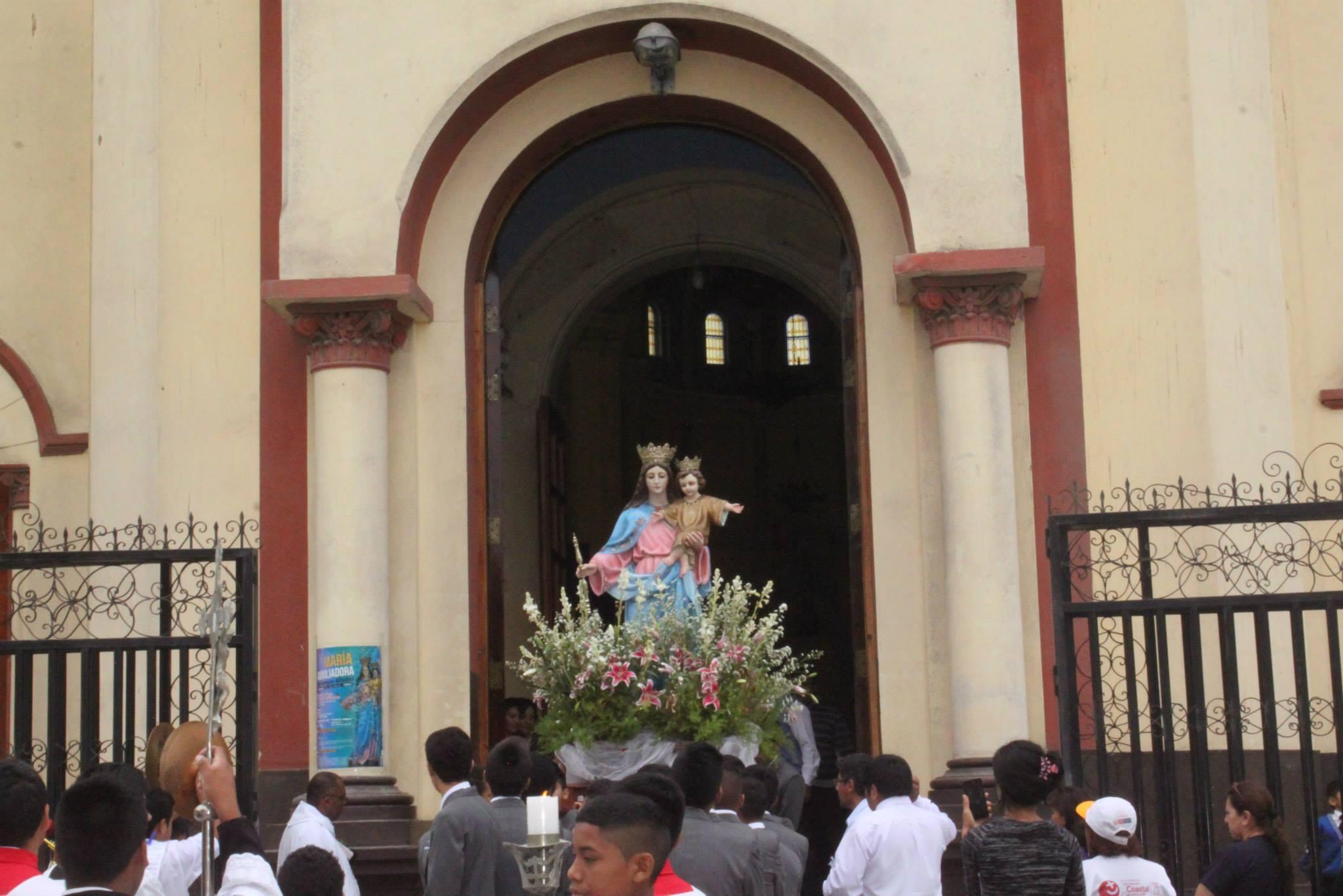 Dónde: Av. García Calderón 350, Callao. (Foto: Facebook Don Bosco Callao)