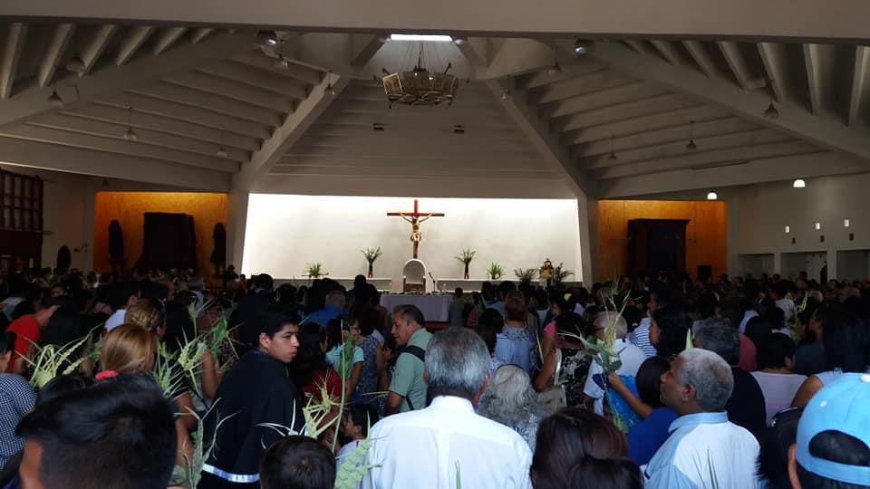 Dónde: Cruce de la Av. Dos de Mayo con la Ca. Colón, Callao. (Foto: Facebook Hccs San Martin De Porres del Callao)