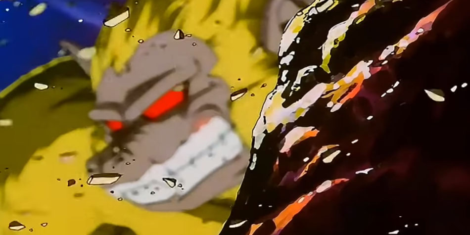 OZARU DORADO  (Foto: Toei Animation)