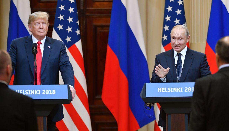 Estados Unidos publica informe de Robert Mueller sobre la injerencia rusa.(Foto: AFP)