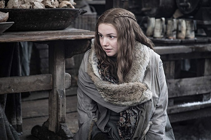 Gilly vestida como una norteña (Foto: HBO)
