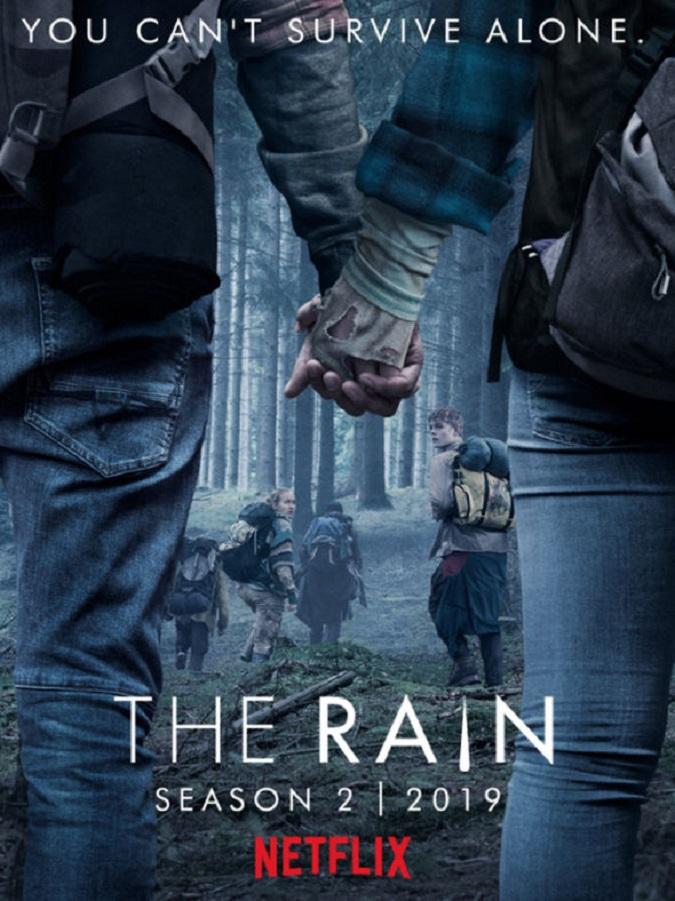 Este es el afiche de la segunda temporada de