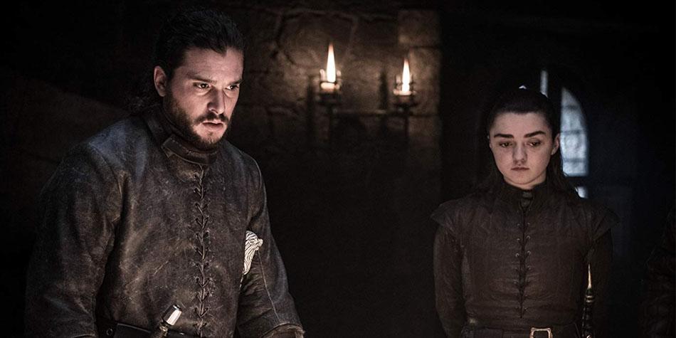 Arya Stark presente en la preparación de Winterfell para enfrentar a los 'no muertos' (Foto: HBO)