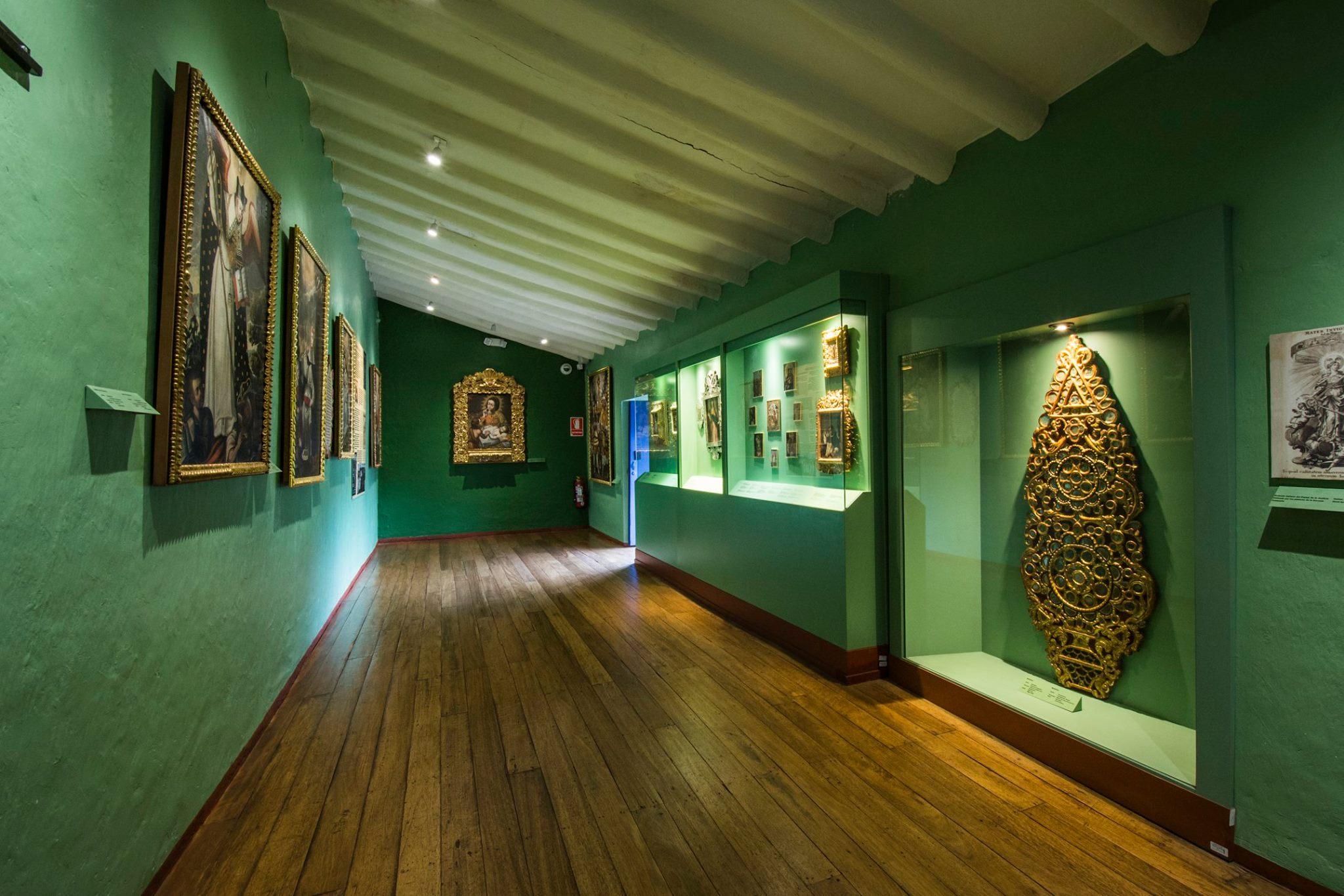 El arte colonial también tiene una sala exclusiva. (Foto: Facebook Museo Histórico Regional Casa del Inca Garcilaso de la Vega)