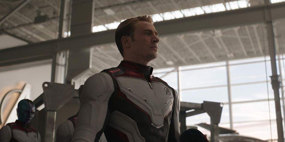 ¿Qué pasó al final con Steve Rogers? (Foto: Avengers: Endgame / Marvel Studios)