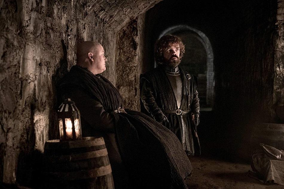 """Tyrion y Varys permanecerán en las criptas durante la batalla (Foto: HBO)<br /> <br /> """" title=""""Tyrion y Varys permanecerán en las criptas durante la batalla (Foto: <span class="""