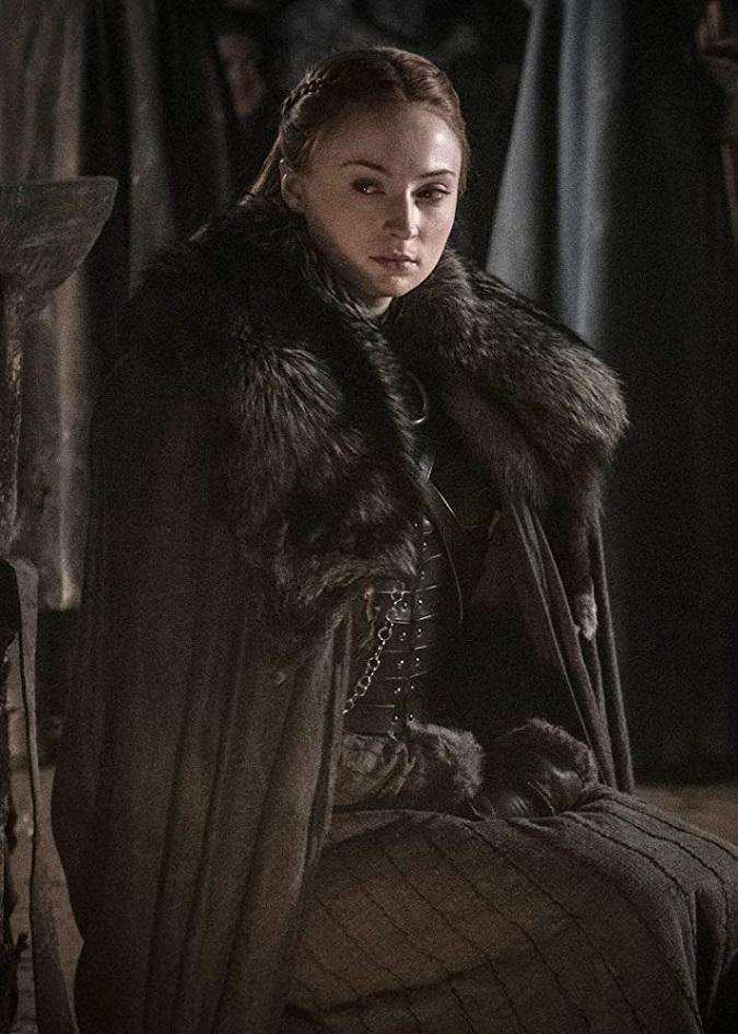 """¿A quién mira Sansa de esa manera? ¿A Daenerys?(Foto: HBO)<br /> <br /> """" title=""""¿A quién mira Sansa de esa manera? ¿A Daenerys?(Foto: <span class="""