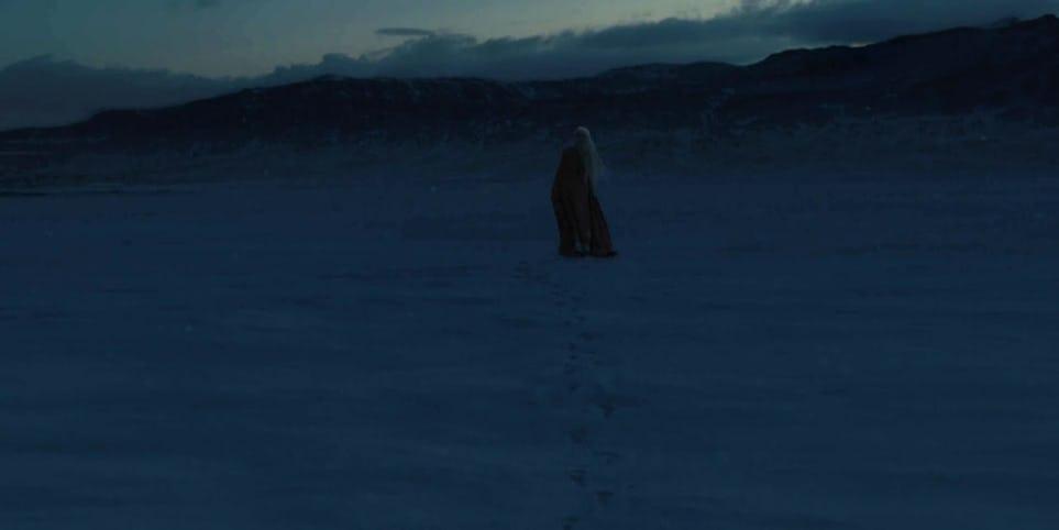 Muerte de Melisandre en el último capítulo de Game of Thrones (Foto: HBO)