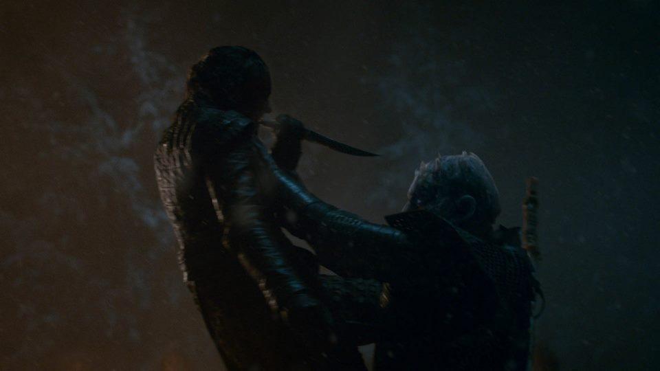 Arya Stark fue la verdadero heroína del capítulo 3 de la octava temporada de Game of Thrones. (Foto: HBO)