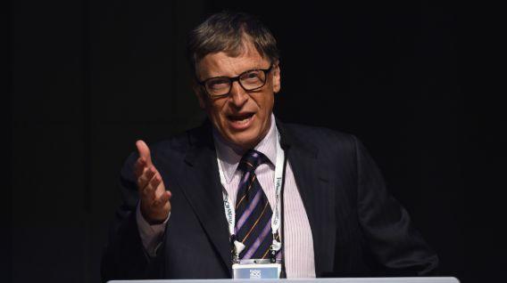 Bill Gates es uno de los empresarios más conocidos que surgieron durante los inicios de los ordenadores personales. (Foto: AFP)