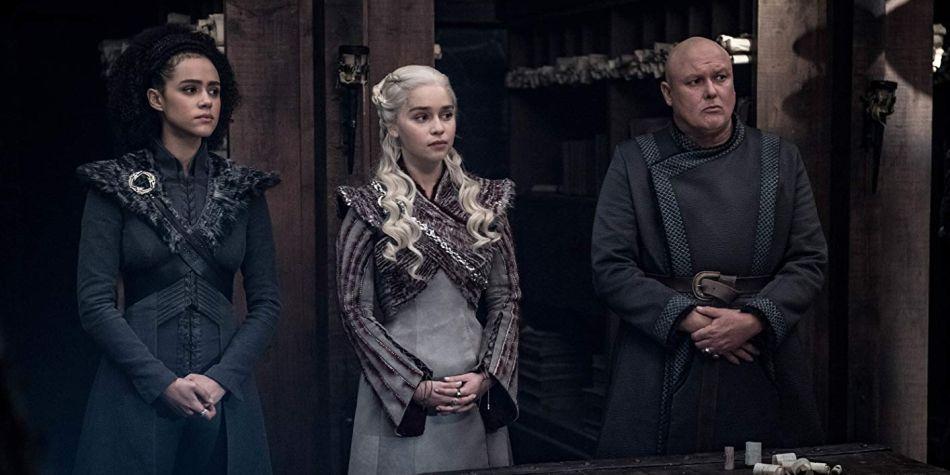 Daenerys Targaryen planeando sus movimientos contra Cersei Lannister (Foto: Game of Thrones / HBO)
