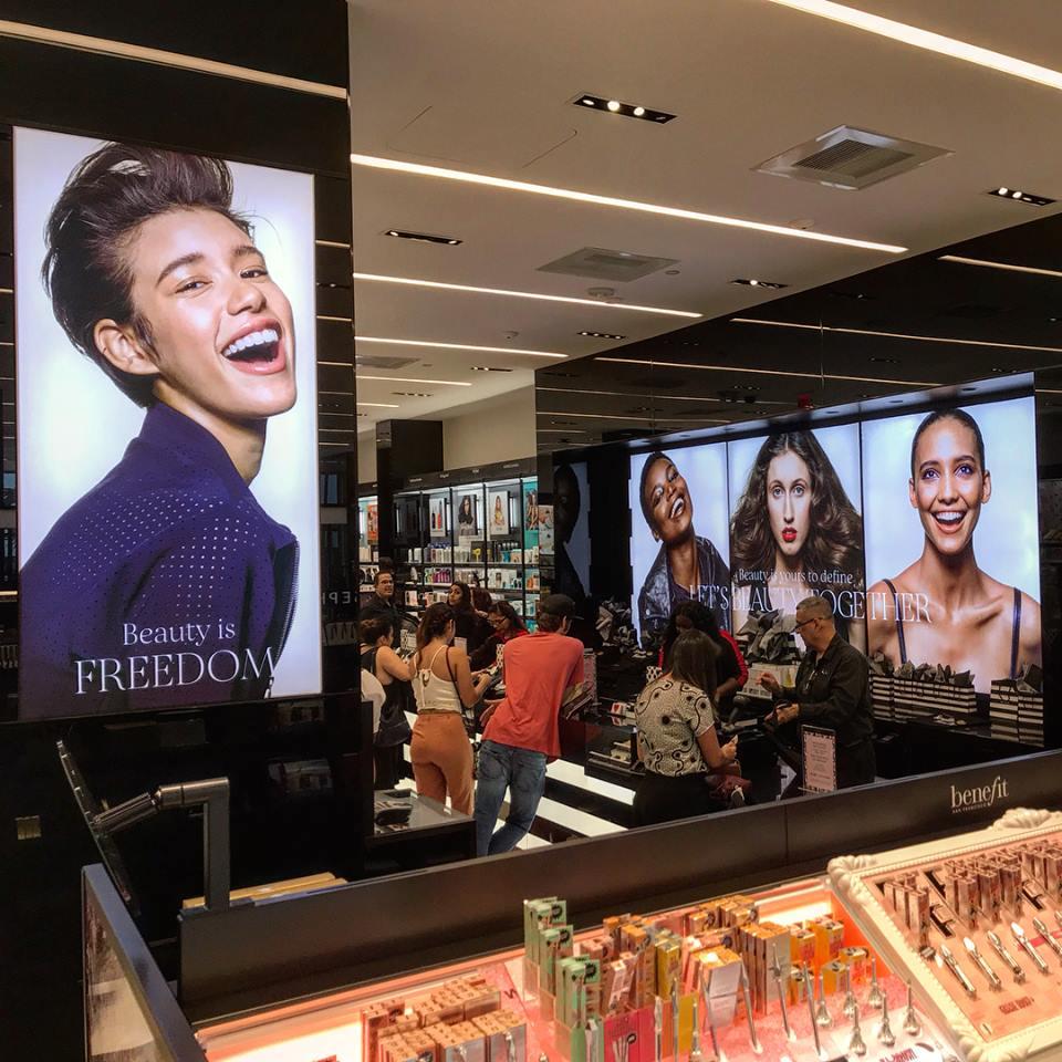 El maquillaje preciso lo encontrará en Miami. (Foto: Facebook Lincoln Road)