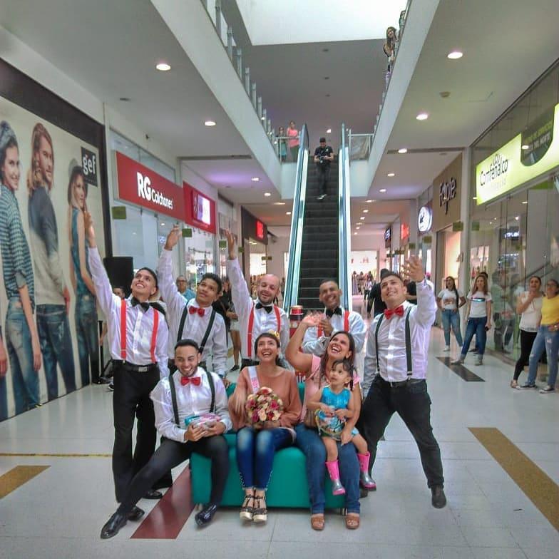 Aquí tendrás grandes tiendas de ropa a tu disposición. (Foto: Facebook Centro Comercial Puerta del Norte)