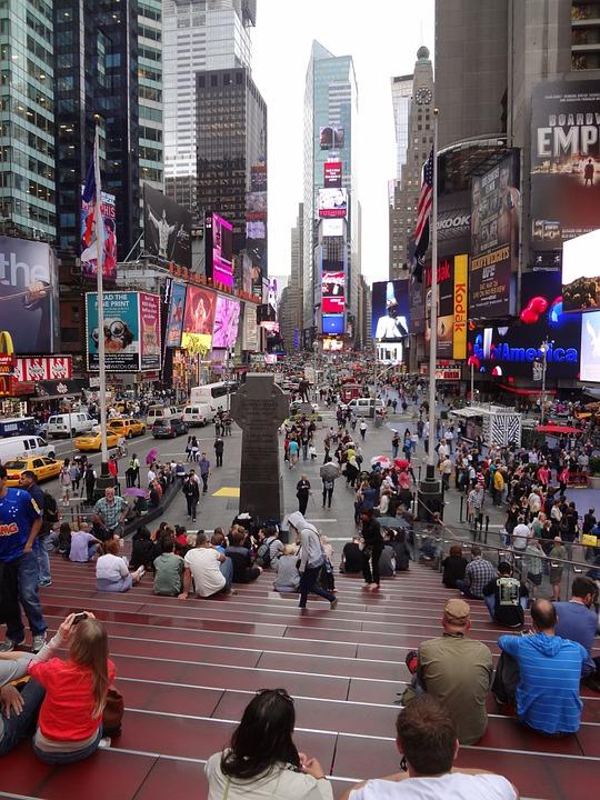 Nueva York se caracteriza por sus diversas tiendas comerciales y vida bohemia. (Foto: Pixabay)
