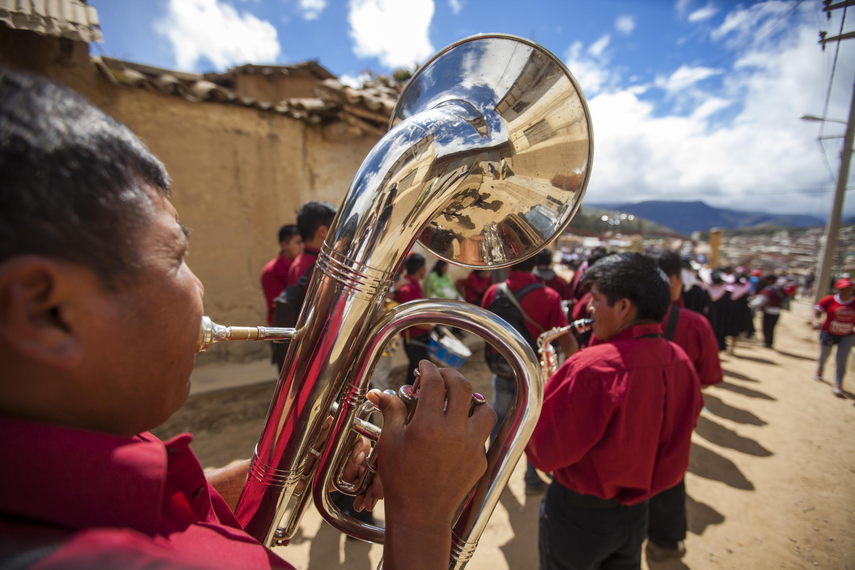 La música contagiante de Chachapoyas te hará bailar de principio a fin. (Foto: PromPerú)