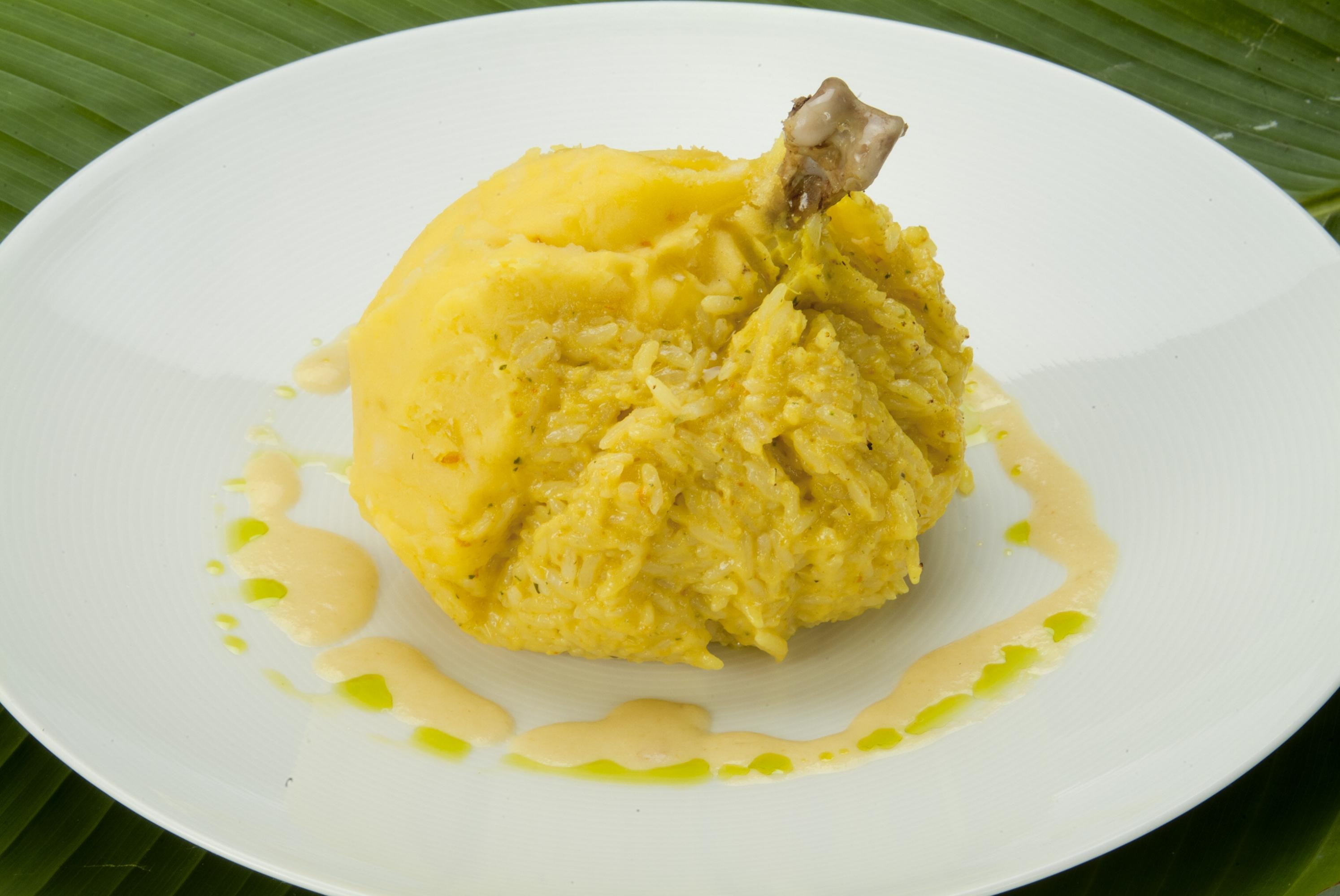 El juane de yuca con arroz es una delicia chachapoyana. (Foto: PromPerú)
