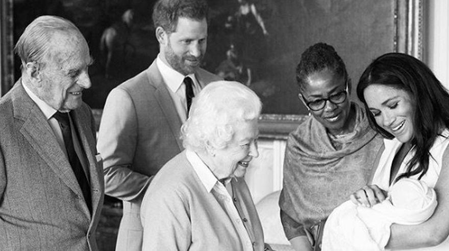 Revelan nombre del hijo del príncipe Harry y Meghan Markle: Archie Harrison Mountbatten-Windsor. (Foto: Instagram @sussexroyal)