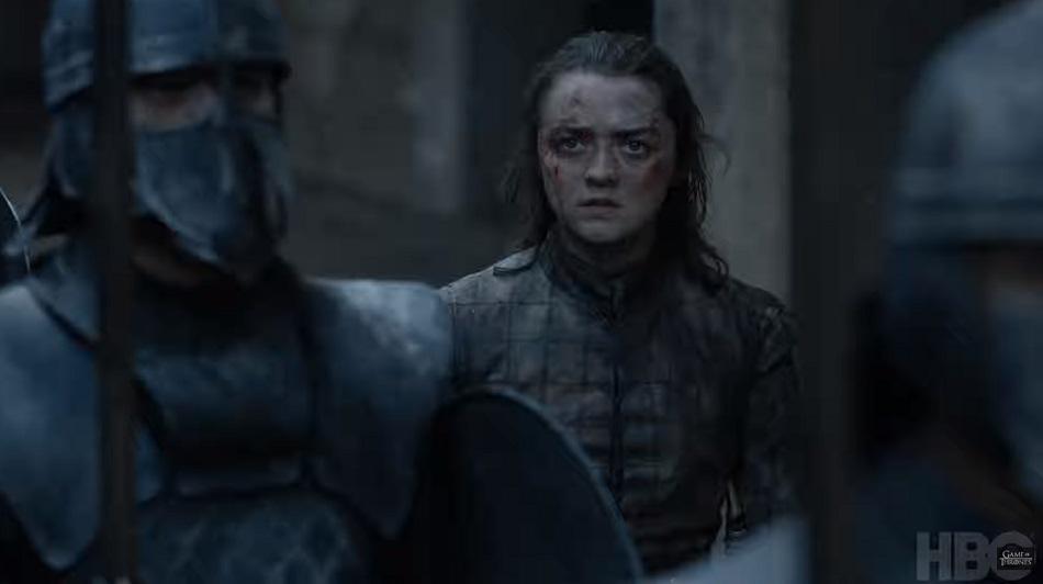 ¿Arya Stark matará a Daenerys Targaryen? (Foto: HBO)