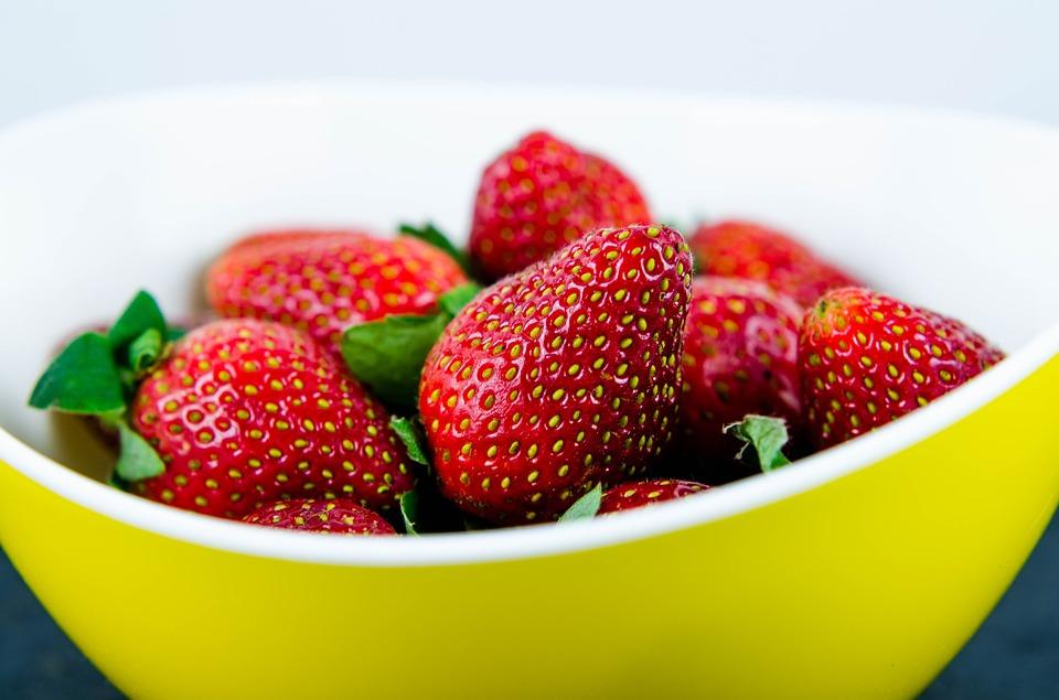 Las fresas son las frutas más versátiles que encontramos en el mercado. (Foto: Pixabay)