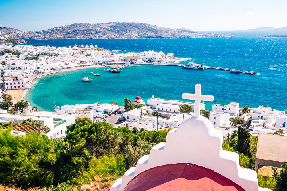 La hermosa arquitectura griega te hará suspirar. (Foto: Difusión UTP)