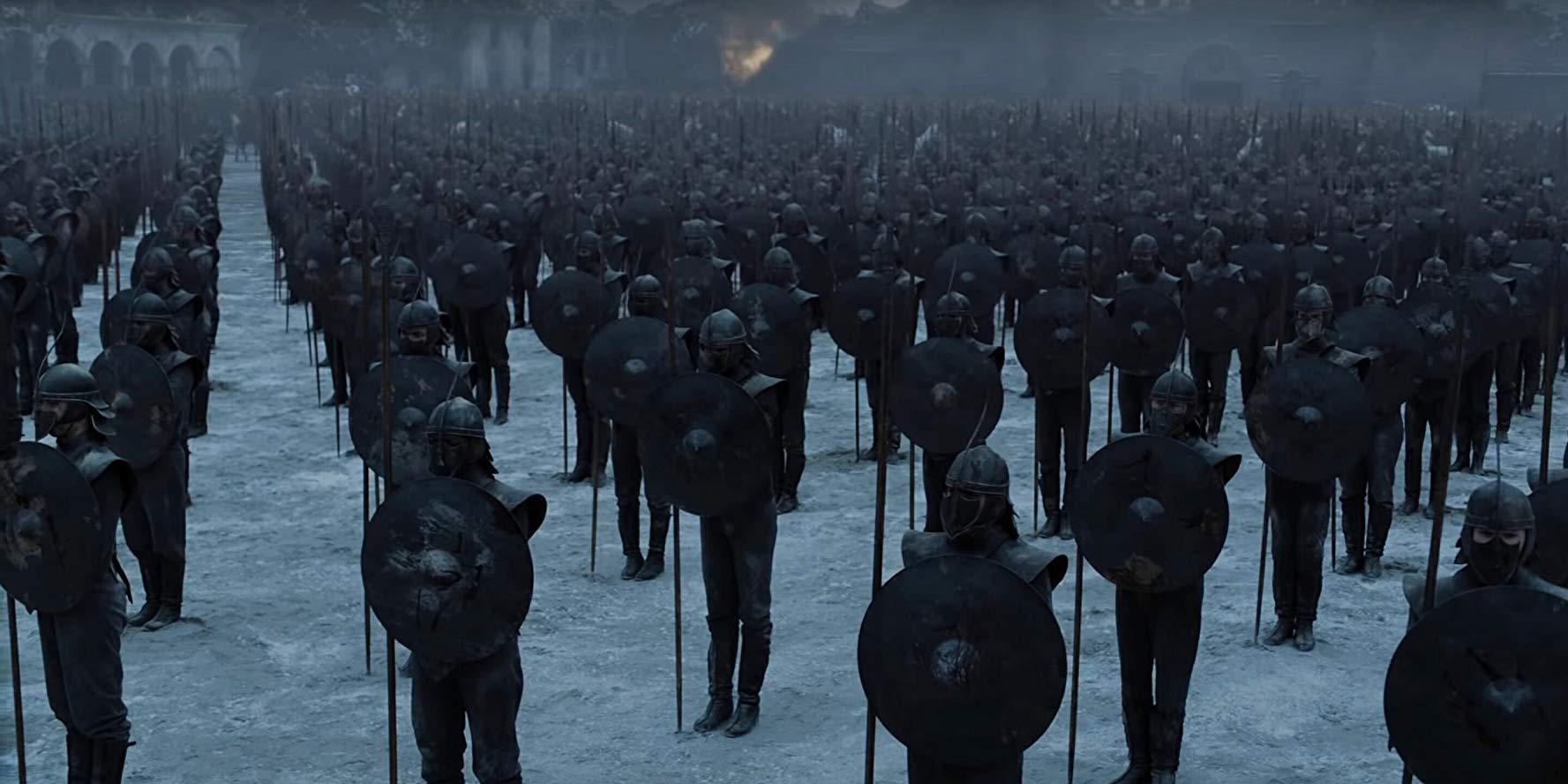 El ejército de Daenerys Targaryen (Foto: HBO)