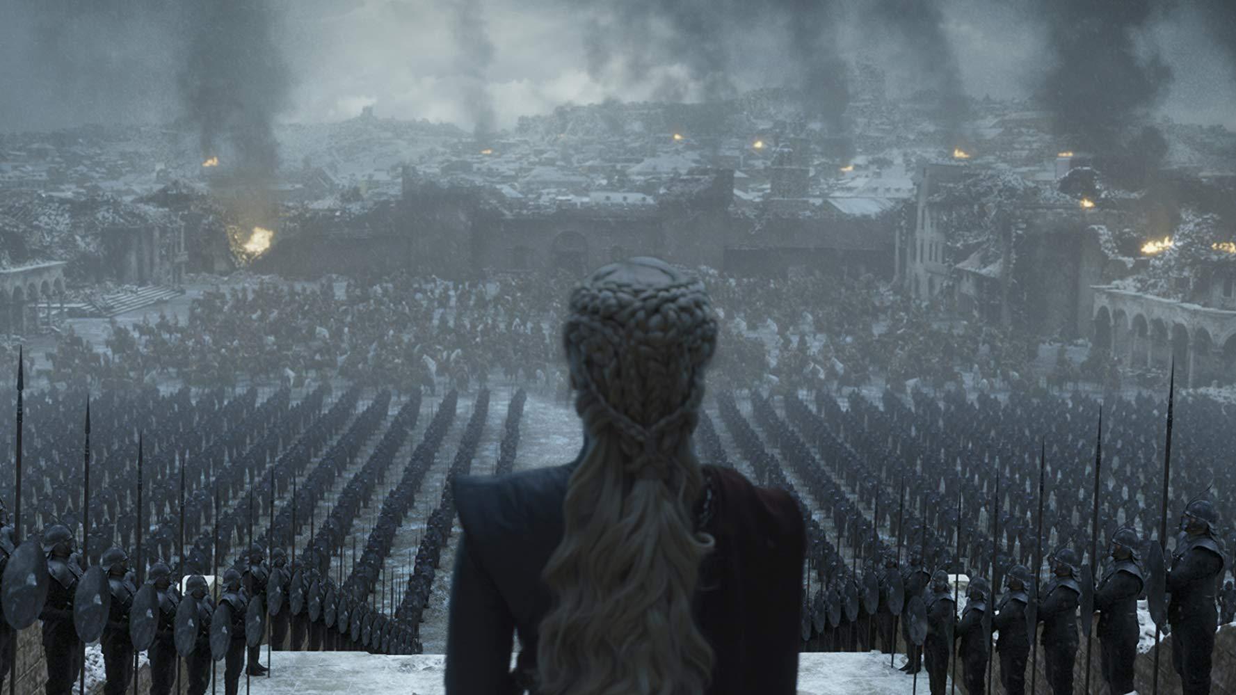 ¿Daenerys conservará el Trono de Hierro? (Foto: HBO)