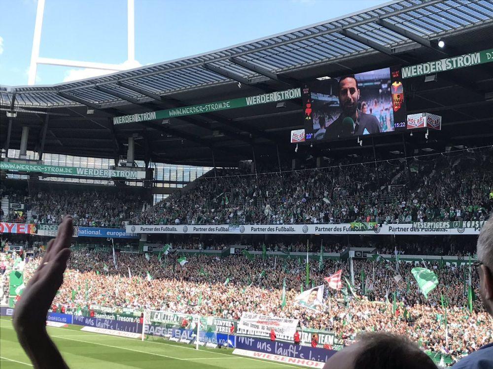 Claudio Pizarro jugará una temporada más por Werder Bremen. (Foto: Sport 1)