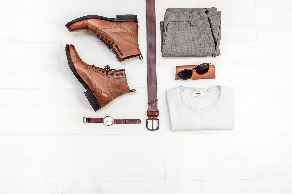 Correas, zapatos, estuches y demás accesorios de cuero también necesitan un tratamiento especial antes de ser usados. (Foto: Pixabay)