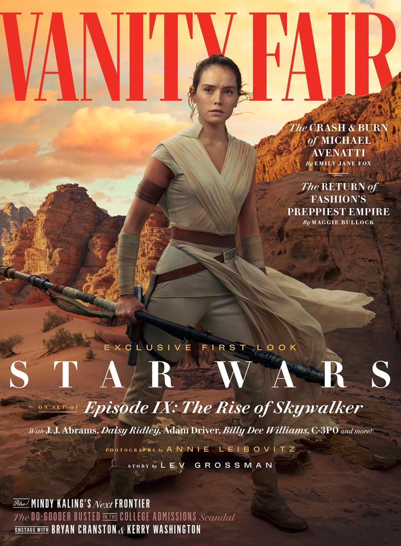 Portada alternativa de la revista Vanity Fair dedicada a Star War. (Foto: Vanity Fair )