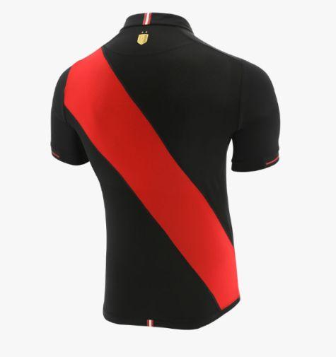 La camiseta alterna de la selección peruana para la Copa América.