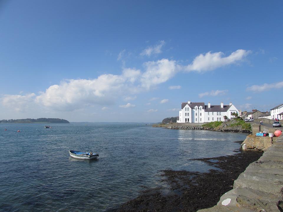 Las playas de Irlanda del Norte son tranquilas. (Foto: Pixabay)