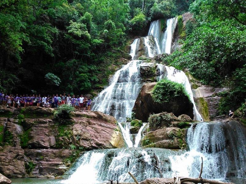 La catarata Bayóz te dejará sin aliento al verla. (Foto: Turismoi.pe)