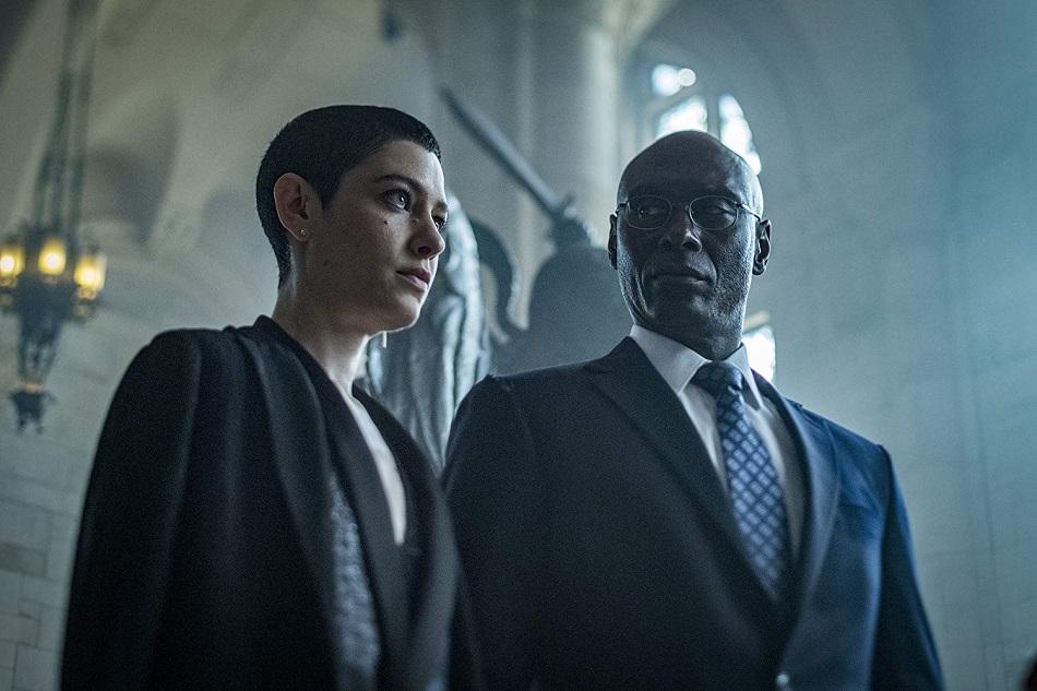 ¿La Adjudicadora volverá para John Wick 4? (Foto: Lionsgate)