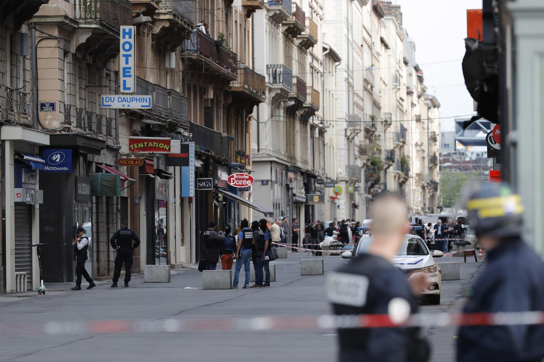 Dos detenidos por la explosión en Lyon que dejó 13 heridos. (Foto: EFE)