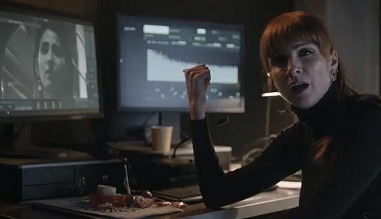 Alicia Sierra interrogará a Raquel (Foto: Netflix)