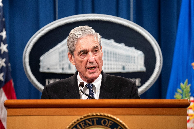 El fiscal especial Robert Mueller, que investigó la llamada