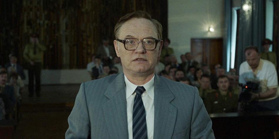 "Valeri Legásov (Jared Harris) luchó por investigar toda la verdad del accidente de Chernóbil. (Foto: HBO)<br /> "" title=""Valeri Legásov (Jared Harris) luchó por investigar toda la verdad del accidente de Chernóbil. (Foto: <span class="