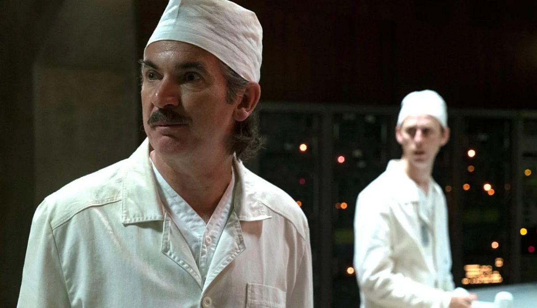 Anatoly Dyatlov, en 'Chernobyl'(Foto: HBO)