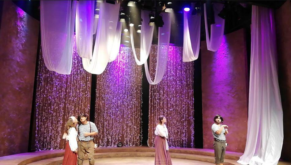 Esta es la primera obra familiar del reconocido director de teatro Edgar Saba. (Foto: Los Productores)