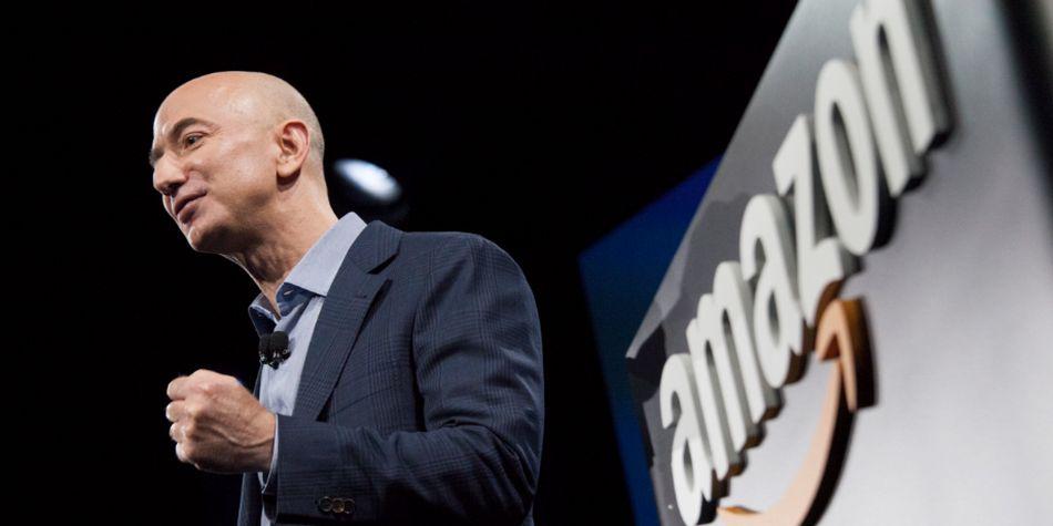 Jeff Bezos es fundador y ejecutivo de Amazon. (Foto: AFP)