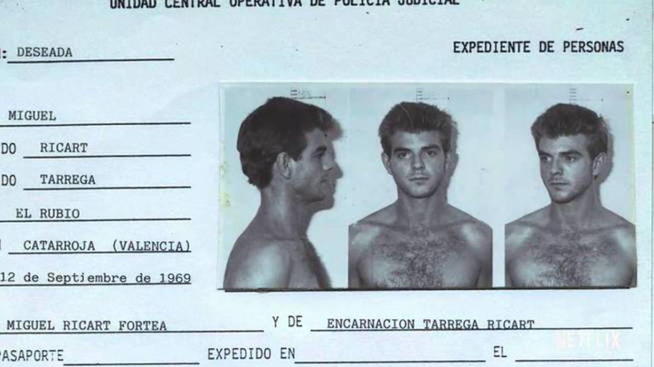 Miguel Ricart fue sentenciado a 170 años de cárcel. (Foto: Netflix)