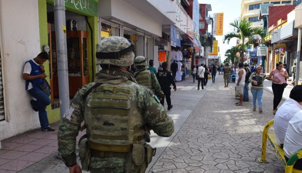 El Gobierno mexicano informó este viernes que la Guardia Nacional iniciará operaciones en el sur del país a partir del martes 18 de junio a fin de frenar el flujo migratorio hacia Estados Unidos. (Foto: EFE)