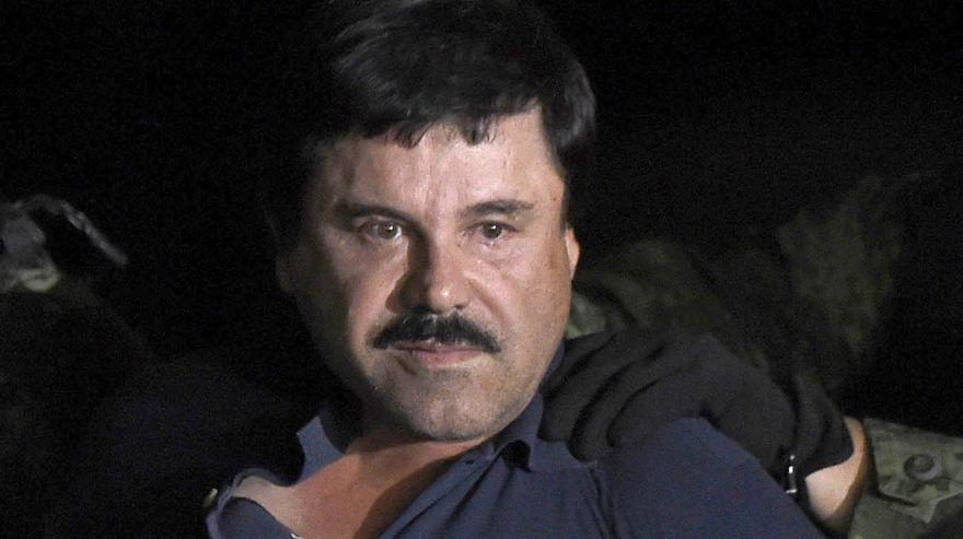 El Chapo Guzmán: Aplazan sentencia del narcotraficante al 17 de julio. (AFP)