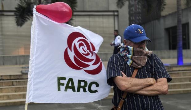La reforma no afectará ni generará inseguridad a los desmovilizados de las FARC. (Foto referencial: AFP)