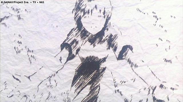 Kyoko Zeppelin Sohryu, la madre de Asuka (Foto: Gainax)
