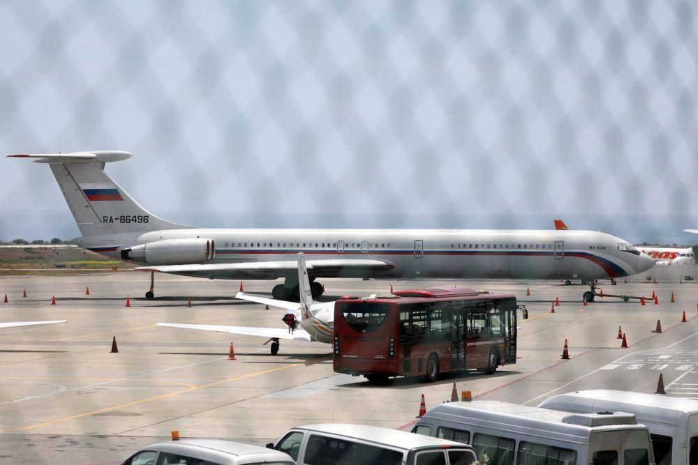 Un avión de la fuerza aérea de Rusia aterrizó en Venezuela hace tan solo algunos meses. (Foto: Reuters)