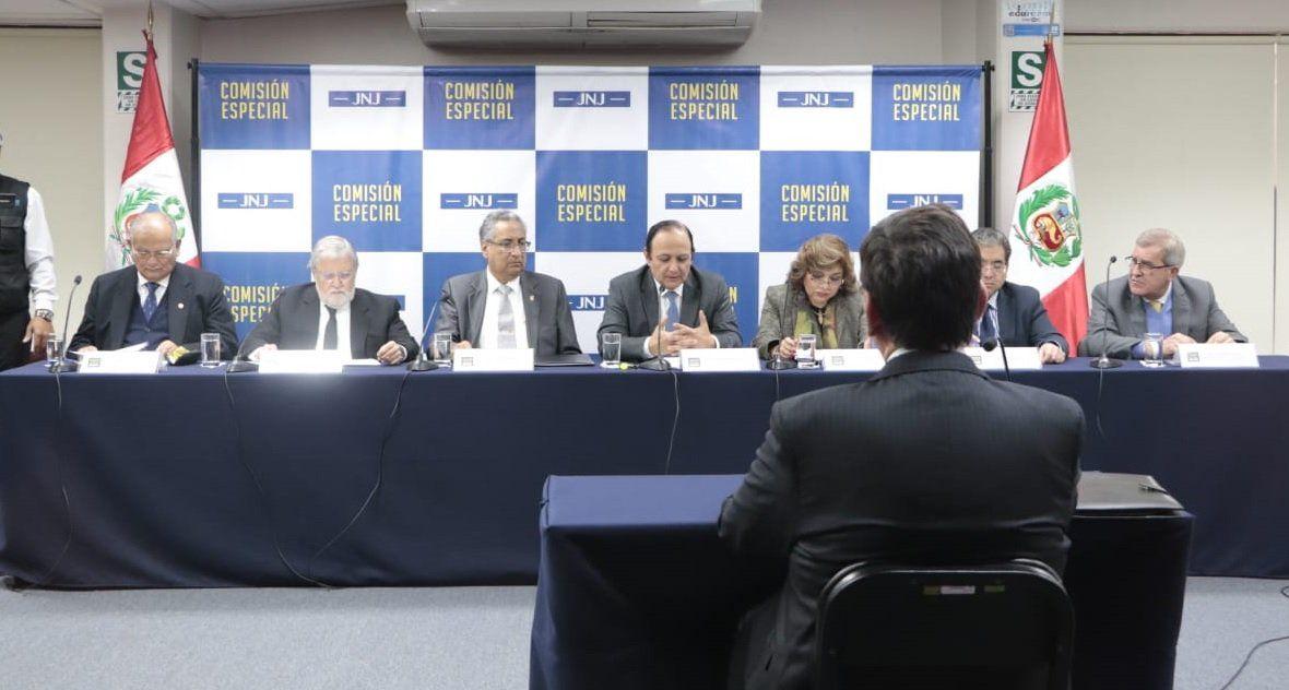 La Comisión Especial concluyó este lunes 24 de junio el proceso de selección de la JNJ. (Foto: Difusión)