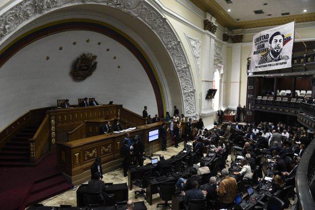 La Asamblea Nacional de Venezuela ínformó que los detenidos son: 92 del Ejército, 23 de la Aviación, 25 de la Armada, 58 de la Guardia Nacional