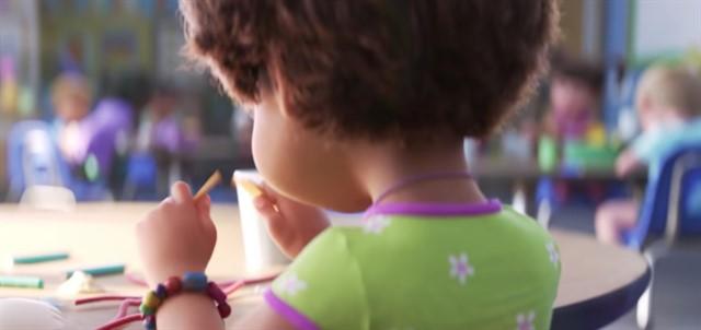 """""""Toy Story 4"""" y el cameo más tierno que confirma que las películas de Pixar forman parte del mismo Universo (Foto: Captura de pantalla)"""